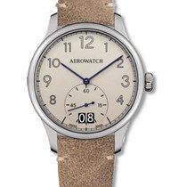 Aerowatch Renaissance new Quartz Watch with original box and original papers 39982-AA10