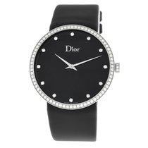 Dior La D De Dior 38mm Czarny