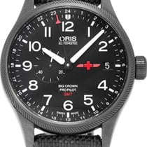 Oris Big Crown ProPilot GMT Acier 45mm