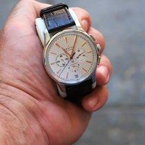 Zenith 03.2110.400 Acier 2014 Captain Chronograph 42mm occasion