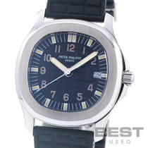 Patek Philippe 5064A-001 Steel Aquanaut 34mm pre-owned