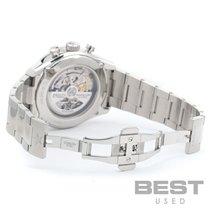 Zenith El Primero Chronomaster Steel 45mm Silver