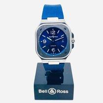 Bell & Ross BR 05 Otel 40mm Albastru
