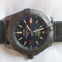 Breitling Avenger Blackbird 44 Titane Noir Sans chiffres