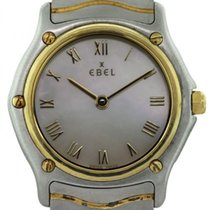 Ebel Wave Steel 26mm Roman numerals United States of America, Florida, Boca Raton