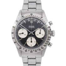 Rolex 6262 Steel Daytona 36.5mm pre-owned United States of America, Florida, Boca Raton
