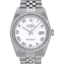 Rolex Datejust Steel 36mm White Roman numerals United States of America, Florida, Boca Raton