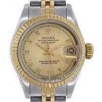 Rolex Lady-Datejust Steel 26mm Champagne Roman numerals United States of America, Florida, Boca Raton