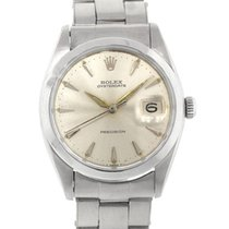 Rolex Oyster Precision Steel 36mm Silver United States of America, Florida, Boca Raton