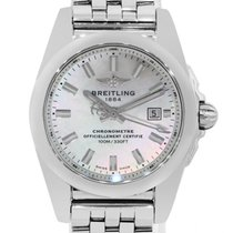 Breitling Galactic W72348 pre-owned