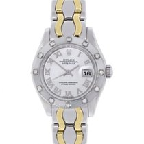 Rolex Lady-Datejust Pearlmaster 80319 occasion