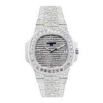 Patek Philippe Nautilus White gold 40mm United States of America, Florida, Boca Raton