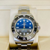Rolex Sea-Dweller Deepsea Steel 44mm Blue No numerals United States of America, Virginia, Arlington