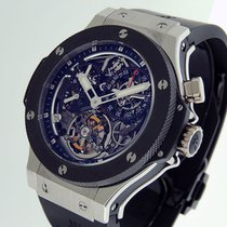 Hublot Platinum Manual winding Transparent new Bigger Bang