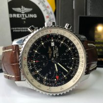 Breitling pre-owned Automatic 46mm Black