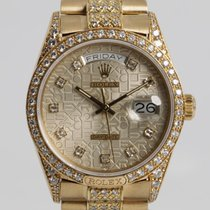 Rolex Day-Date Yellow gold 36mm Gold No numerals United States of America, Arizona, Tucson