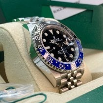 Rolex GMT-Master II Steel 40mm Black No numerals United States of America, Texas, Katy
