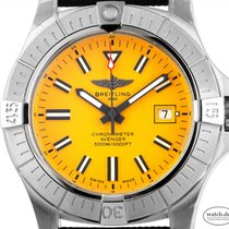Breitling Avenger Seawolf neu 2020 Automatik Chronograph Uhr mit Original-Box und Original-Papieren A17319101I1X1