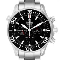 Omega Seamaster Diver 300 M Steel 41.5mm Black United States of America, Georgia, Atlanta