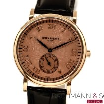 Patek Philippe 5022R-001 Rose gold 2000 Calatrava 33.5mm pre-owned