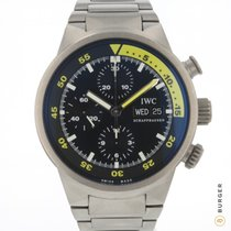 IWC IW371903 Titanio 2005 Aquatimer Chronograph 42mm usados