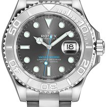 Rolex Yacht-Master 37 Steel 37mm Grey United States of America, California, Moorpark