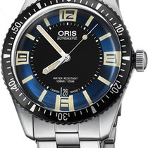 Oris Divers Sixty Five Steel 40mm Arabic numerals United States of America, California, Moorpark