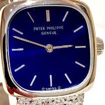Patek Philippe White gold 20mm Manual winding Golden Ellipse pre-owned