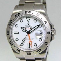 Rolex Explorer II Steel 42mm White United States of America, Florida, 33431
