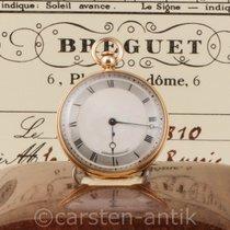 Breguet Very good Red gold 35mm Manual winding