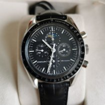 Omega Speedmaster Professional Moonwatch Moonphase Steel 42mm Black No numerals United Kingdom, Hartlepool