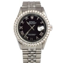 Rolex Datejust Steel 36mm Black Roman numerals United States of America, California, Sylmar