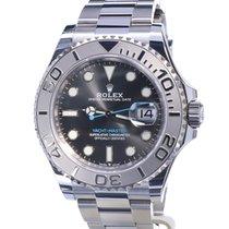 Rolex Yacht-Master 40 nieuw 2021 Automatisch Horloge met originele doos en originele papieren 126622