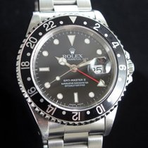 Rolex GMT-Master II 16710 Very good Steel 40mm Automatic