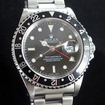 Rolex 16710 Stål 2000 GMT-Master II 40mm brugt