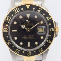 Rolex GMT-Master Gold/Stahl 40mm Schwarz Keine Ziffern Deutschland, München