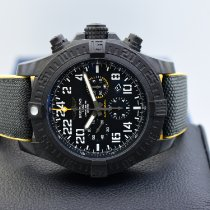 Breitling Carbon Automatik Schwarz Arabisch 50mm neu Avenger Hurricane