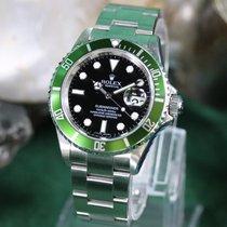 Rolex Submariner Date 16610LV 2010 neu