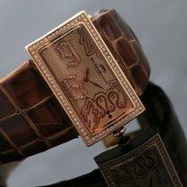 Van Der Bauwede Rose gold 23mm Quartz pre-owned