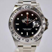 Rolex Explorer II neu 2008 Automatik Uhr mit Original-Box und Original-Papieren 16570