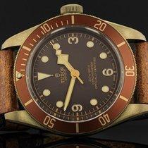 Tudor Black Bay Bronze Bronze 41mm Brown Arabic numerals