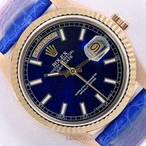 Rolex Day-Date 36 36mm Blue United States of America, California, Los Angeles