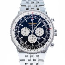 Breitling Navitimer Heritage Steel 43mm Black United States of America, Georgia, Atlanta