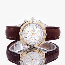 Breitling Chronomat D13352 Çok iyi Altın/Çelik 39mm Otomatik