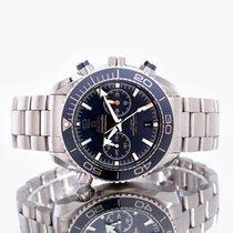 Rolex Chronograph Steel 45.5mm Blue