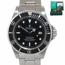 Rolex Steel Sea-Dweller 40mm pre-owned United States of America, New York, Huntington