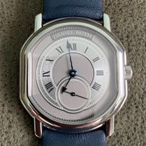 Daniel Roth pre-owned Automatic Grey Sapphire crystal