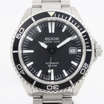 Epos Steel 40mm Automatic 3438K pre-owned