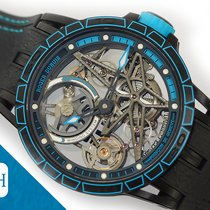 Roger Dubuis Titanium 45mm Automatic rddbex0746 pre-owned