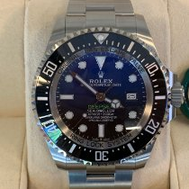 Rolex Sea-Dweller Deepsea neu 2018 Automatik Uhr mit Original-Box und Original-Papieren 126660 D-BLUE